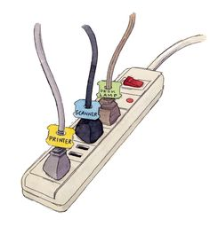 Master your power strip