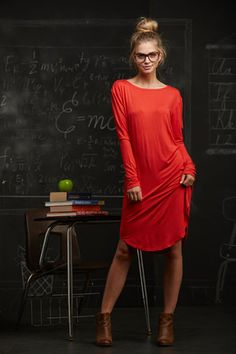 Professor Hayes Dress