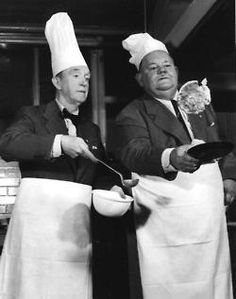 I'VE FOUND TWO...COOKS?...FOR OUR NEXT AVIANO REUNION!