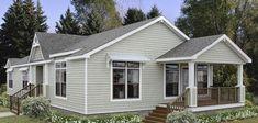 Modular Home Floor Plans and Designs - Pratt Homes Modular Home Floor Plans, House Floor Plans, Prefab Homes, Modular Homes, One Storey House, Homestead House, Storey Homes, Minimalist Living, Classic House