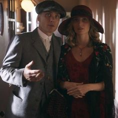 Tommy Shelby & Grace | Peaky Blinders