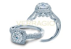 Verragio Engagement Rings: The Insignia Collection