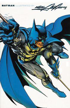 Batman by Neal Adams.