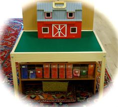 Montessori farm materials