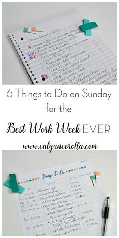 Household Binder, Productive Things To Do, Budget Organization, Planner Tips, Family Organizer, Organize Your Life, Bullet Journal Ideas Pages, Work Week, Self Improvement Tips
