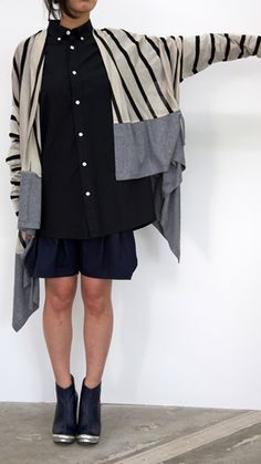 Supp. oversize cardigan