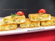 Peynirli Kahvalti Keki Tarifi | Yemek Tarifleri