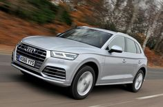 The new Audi Q5 improves an already competent package with sharper looks and new tech but can it beat the Jaguar F-Pace?The Audi Q5 has been one of the German brand's best-selling models since it …