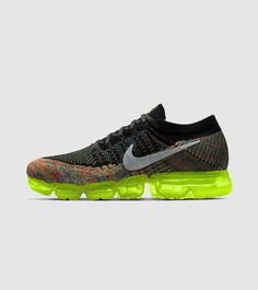 """The Air Max Day sneaker release surprises continue as Nike confirms the release of the VaporMax and Air Max 1 Flyknit on NIKEiD on March Exciting """"multi-color"""" options as well as the original Sport Red will be available on … Continue reading → Best Sneakers, Running Sneakers, Sneakers Nike, Nike Id, Nike Air Vapormax, Air Max 1, Shoe Releases, Sneaker Magazine, Sneaker Release"""