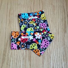 Ladybug Snack Bag  Reusable Snack Bags  Snack by Sewing4Babies