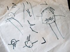 Gille, happy+letters, age 4, 2014
