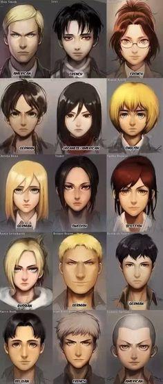 Attack on Titan/ Shingeki no Kyojin || anime