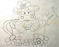 vaca xicara