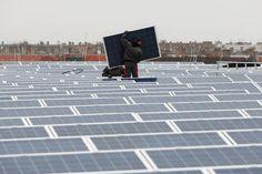 Mehr Solarstrom vom Deutschen Technikmuseum