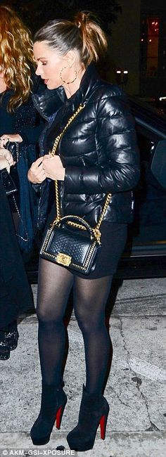 Elevate your style in some platform boots like Sofia. Click 'Visit' to buy now. #DailyMail