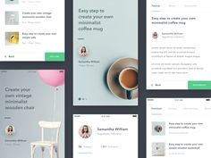 We all know how important typography is in web design and design in general. Let's take a look at some of the best examples of typography in web design. Module Design, Card Ui, Simple Sofa, Mobile App Design, Mobile Ui, App Design Inspiration, Work Inspiration, Splash Screen, Interactive Design