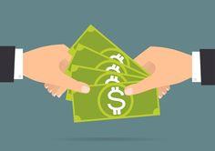 Money Photography Ideas - Counting Money Back - Save Money Logo - Design Sites, Tool Design, Flat Design, Brand Design, App Design, Money Images, Money Pictures, Business Illustration, Illustration Girl