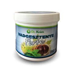 Dr. Krém Vadgesztenye Forte krém 250 ml - Dr. Krém kozmetikumok - Dr.Krém Webáruház