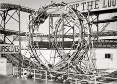1903 Loop the Loop - Coney Island