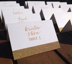 ** Exemple de Listing. Message moi de mettre en place votre liste personnalisée **  Compléter votre journée de mariage parfait avec ces cartes