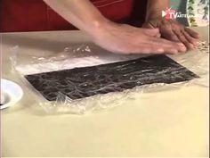 Texturas - Imitação de Couro com Tecido