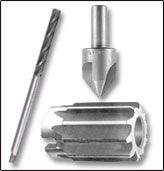 A reamer is a type of rotary cutting tool used in metalworking. The general categories of reamer are straight and helix. The helix is intended only for machine applications due to the higher feed pressure requirements needed during cutting. The straight fluted reamers are used for general purposes for a wide variety of materials and applications. http://www.brand4india.com/industrial-tools-suppliers/products/metal-cutting-tools/