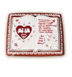 Mézeskalács ajándék minden alkalomra - Köszönetajándék - Reklámajándék  www.mezeskalacsajandekok.hu  www.mezeskalacsajandekok.blogspot.hu/ Cookie Decorating, Gingerbread, Wedding Gifts, Playing Cards, Cookies, Minden, European Style, Book, Wedding Day Gifts