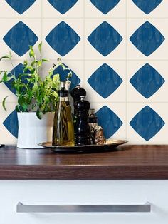 Add A Splash Of Colour To Kitchen Backsplash Or Spice Up Your - Portugiesische fliesen bad
