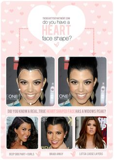 10 Best Best Haircuts For An Inverted Triangle Face Or Heart Shape