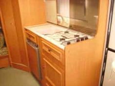 1994 Abi Marauder Gold, 5 berth, good condition, ideal starter caravan.