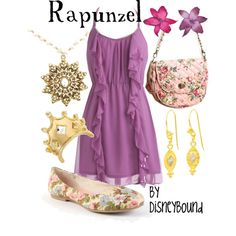 Disney Clothes Rapunzel @Juli Leonard Leonard Leonard Martin dude. mom look at how cool this is!!!!