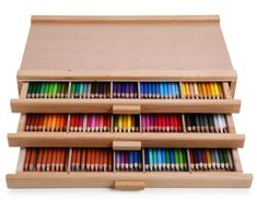 A Palette Full of Blessings: Art Supplies and study. I love these ...