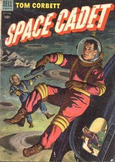 Tom Corbett, Space Cadet (Volume) - Comic Vine