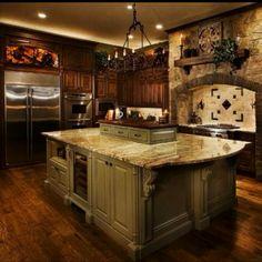 Amazing kitchen & colors