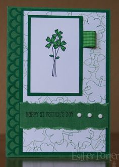 St. Patty's Day card