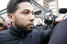 Smollett's lawyers slam police for making 'spectacle'