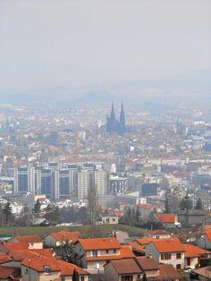 Clermont-Ferrand, Auvergne, France