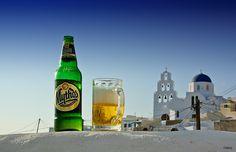 Mythos - The Greek beer Go Greek, Santorini, Kos, Cheers, Nom Nom, Greece, Photos, Pictures, Country