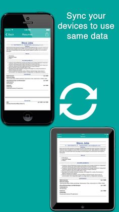 Resume Pro app