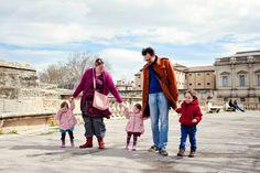Montpellier - Promenade du Peyrou - Pierre & Jessica - Photo par Emma Leabeau