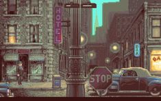 Download The Godfather shooter for DOS (1991) - Abandonware DOS The Godfather, Abandoned, North America, Times Square, Video Games, Mystery, Gaming, Retro, Travel