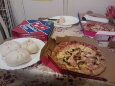 Domino's Pizza!