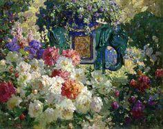 In My Wife's Garden  Abbott Fuller Graves