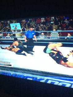 Undertaker vs Santino Kane vs Finlay