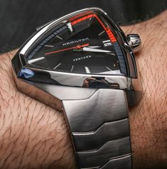 New Hamilton Ventura and Elvis Presley's Original Watch Hands-On Dream Watches, Cool Watches, Men's Watches, Film Blue, Men's Accessories, Mens Toys, Hand Watch, Estilo Fashion, Luxury Watches For Men