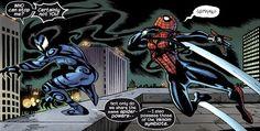 spider girl symbiote