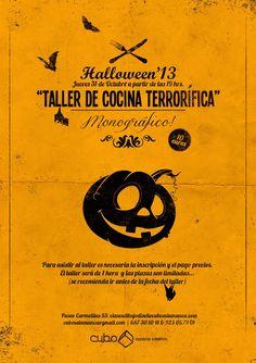 Blog. Cubo Espacio Creativo:  Este jueves 31 de octubre es Halloween y en Cubo ...