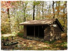 Seth Warner Shelter - Hiking The Long Trail - Vermont