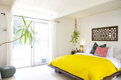 Hope and Pete's Bohemian Modern Abode