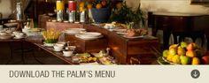 Inside The Palm Restaurant